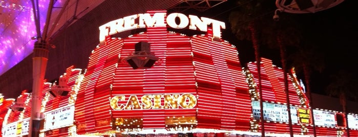 Fremont Hotel & Casino is one of Vegas Death March.