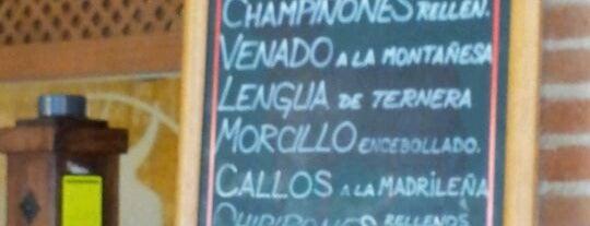 El ruedo is one of Restaurantes.