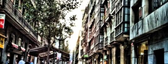 Zona de Pintxos, Ledesma is one of let's get Bilbao's badge (Spain) #4sqCities.