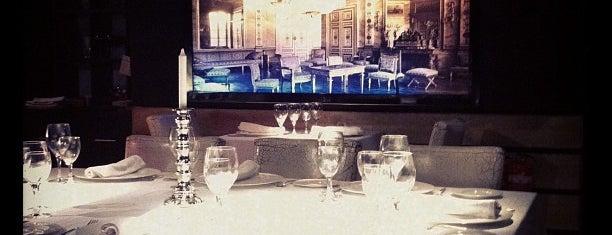 Negro De Anglona is one of Restaurantes Gastrofestival 2012 25€.
