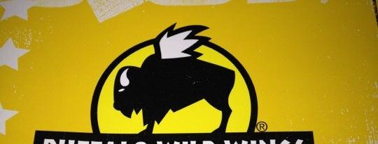 Buffalo Wild Wings is one of My food list....