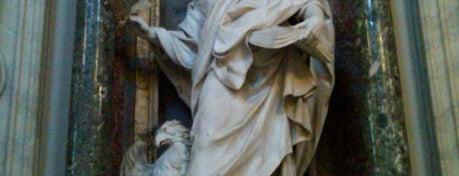Basilica di San Giovanni in Laterano is one of l'amore [a Roma] dice ciao.