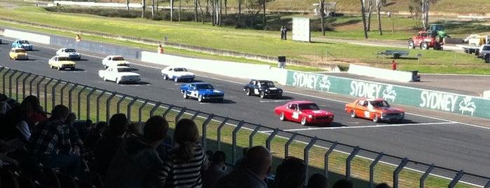 Eastern Creek International Raceway is one of Essential Sydney.