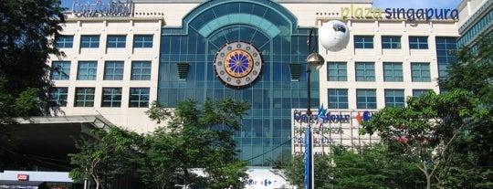 Plaza Singapura is one of Retail Therapy Prescriptions.