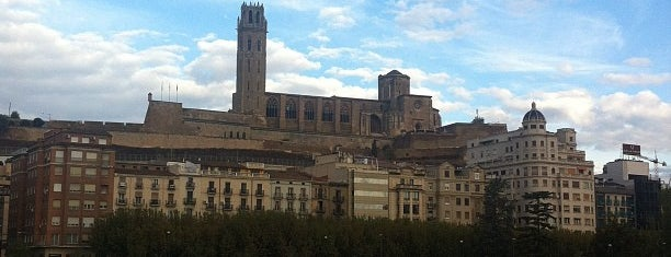 Camps Elisis is one of Visit Lleida.