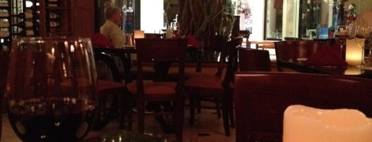 Paris Bistro Restaurant is one of Places Tony Stark would hang out in Central FL.