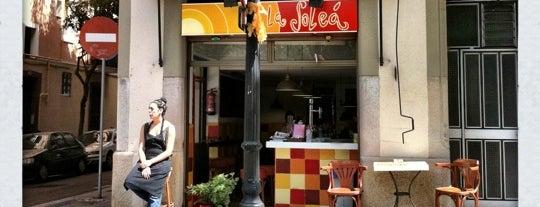 Restaurante La Soleá is one of BCNRestaurants.