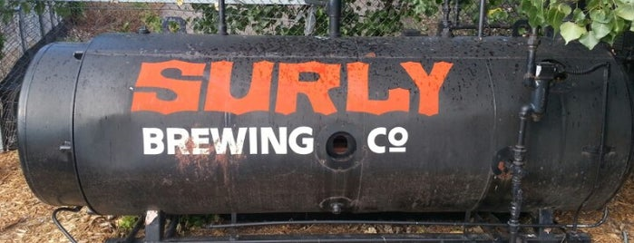 Surly Brewing Co is one of Minneapolis: 10 Things To Eat/Drink Now.