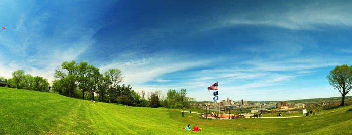 Devou Park is one of Cincinnati for Out-of-Towners #VisitUS.