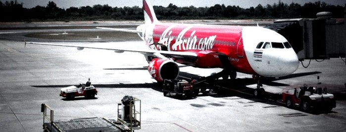 Hat Yai International Airport (HDY) is one of My TripS :).