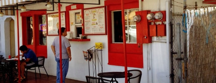 Taco Rey Taco Shop is one of Hole-in-the-wall Culinary Gems.