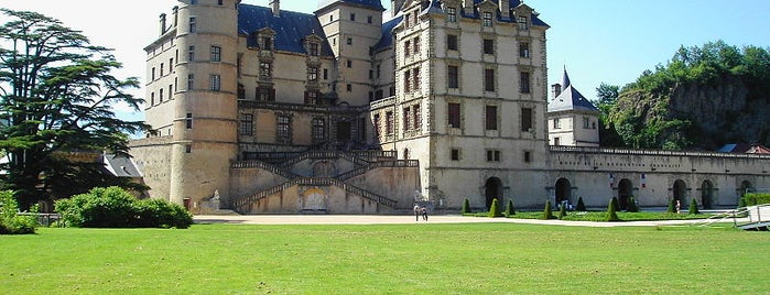 Château de Vizille is one of Top 10 favorites places in Grenoble, France.