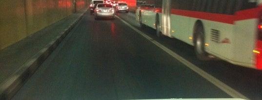 Shindagha Tunnel نفق الشندغة is one of Best places in Dubai, United Arab Emirates.