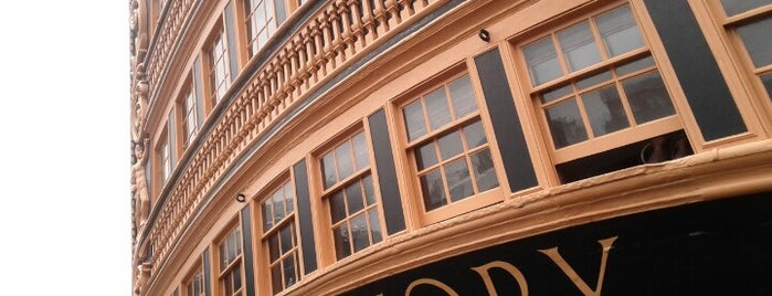 HMS Victory is one of Top picks for Museums.