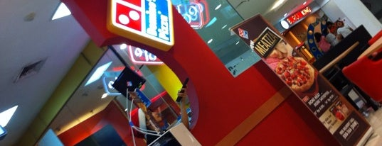 Domino's Pizza is one of Food Channel - BSD City.