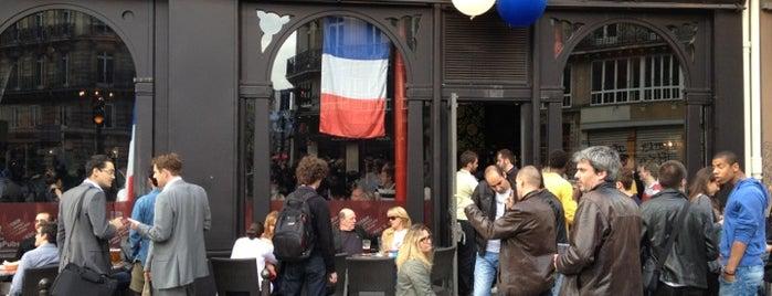 The Frog & Rosbif is one of Bars du Jeudi.