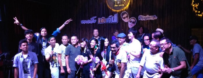 Mello Yello - Jazz & more is one of All Bars & Clubs: TalkBangkok.com.