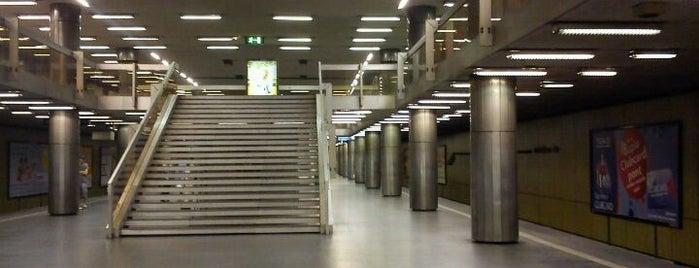 Nagyvárad tér (M3) is one of Budapesti metrómegállók.