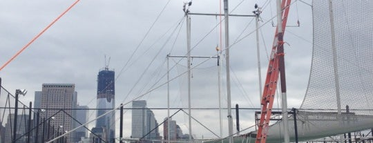 Trapeze School New York is one of NYC Fitness Faves.