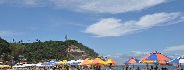 Segunda Praia is one of Guía de Brasil.