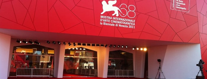 68^ Mostra Internazionale D'Arte Cinematografica is one of Les récompenses du Studio 37.