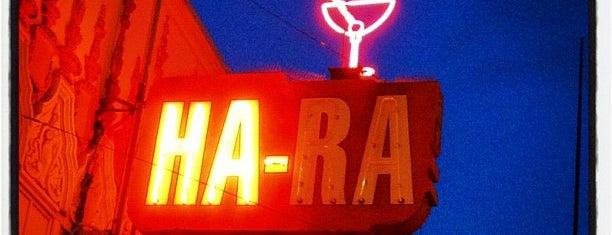 Ha-Ra Club is one of SF Bars.