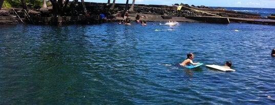 Pu'ala'a County Park is one of Hawaiian Islands Top Picks.