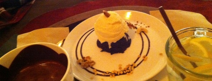 Choco Blossom is one of Coffee&desserts.