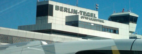 Berlin-Tegel Otto Lilienthal Airport (TXL) is one of Places 2 visit.
