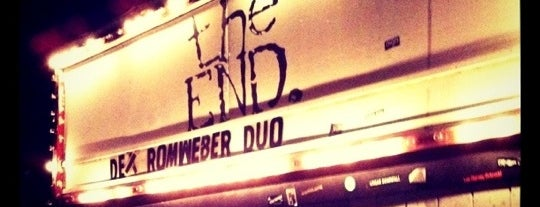 The End is one of Top Nashville Music Venues.