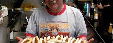 Man V Food Raleigh Hot Dog