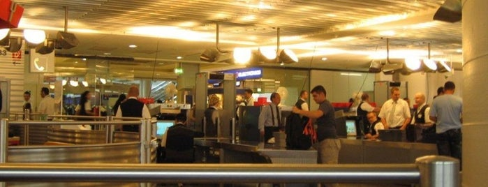 Frankfurt Airport (FRA) is one of Airports of the World.