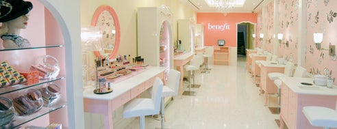 Benefit Cosmetics is one of New York.