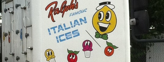 Ralph's Italian Ices is one of Things to do near Staten Island.