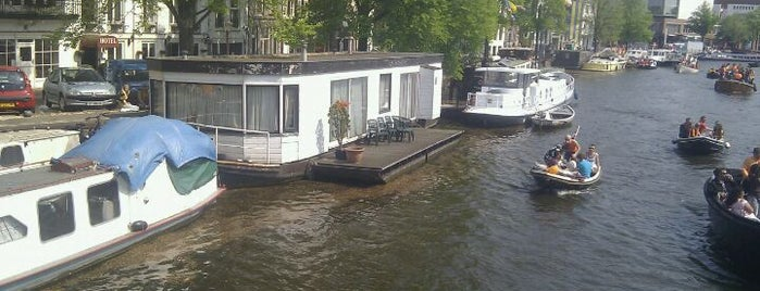 Houseboat is one of maybe some day....