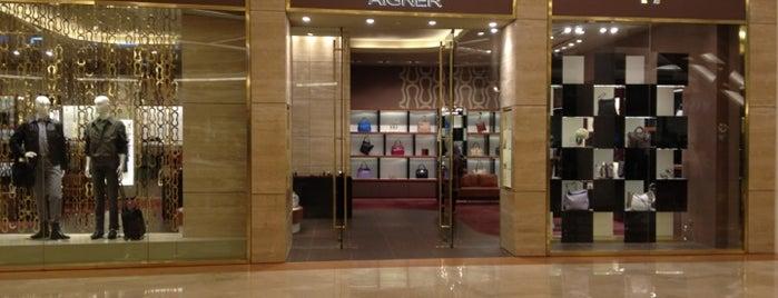 Aigner is one of Trans Studio Mall Makassar.