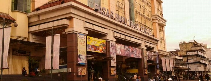 Pasar Baru Trade Center is one of All-time favorites in Indonesia.