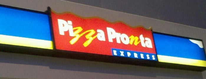 Pizza Pronta Express is one of Pizzarias.