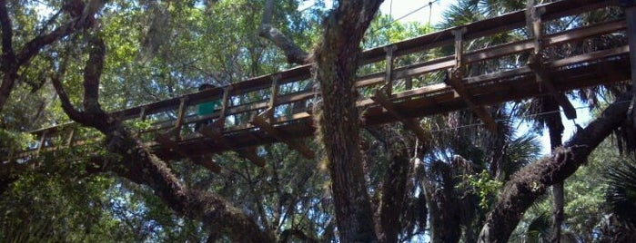 "Myakka River State Park is one of Sarasota ""must sees""."