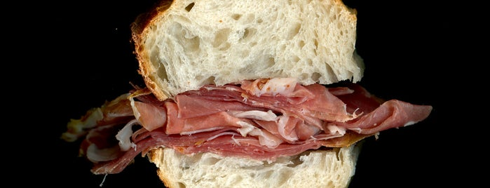 "Eataly NYC is one of ""Dream Sandwiches"" List."