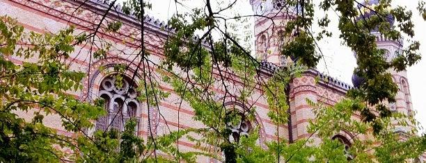 Dohány utcai zsinagóga is one of Budapest/2011.