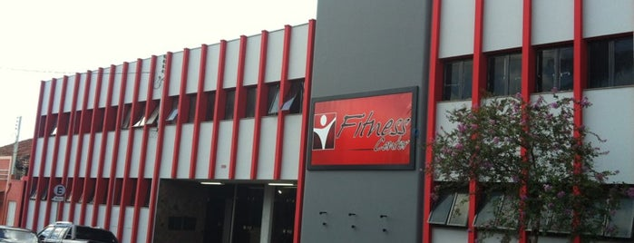 Fitness Center is one of Academia Personal Center.