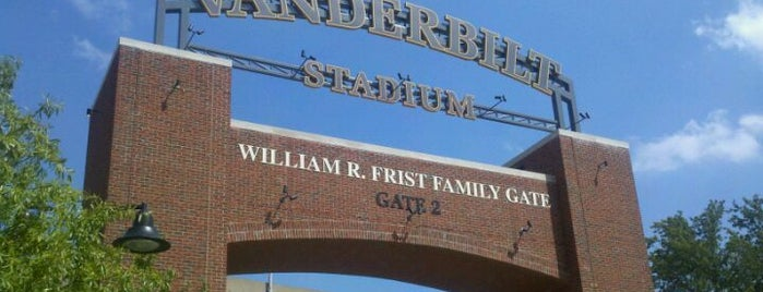 Vanderbilt University is one of Nashville.