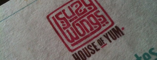 Suzy Wong's House Of Yum is one of Top Chef Competitors' Restaurants.