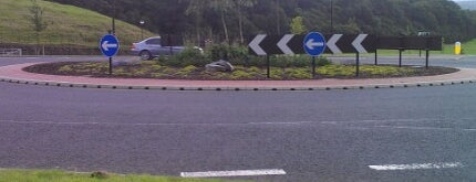 King's Knot R'bt is one of Named Roundabouts in Central Scotland.
