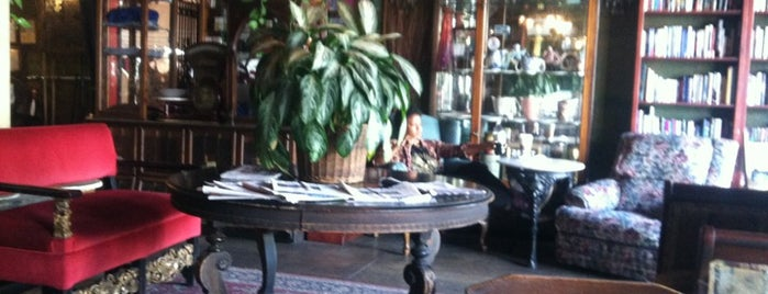 The Library - A Coffee House is one of Must-visit Food in Long Beach.