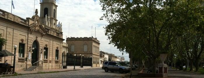 Plaza San Antonio de Areco is one of Mis lugares más queridos !.