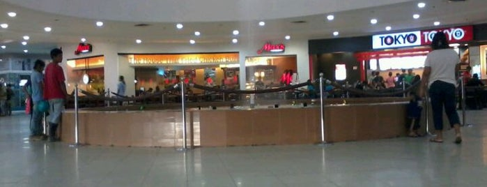 Forum Robinsons is one of Malls.