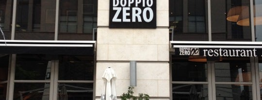 Doppio Zero is one of Top 10 dinner spots in Johannesburg, South Africa.