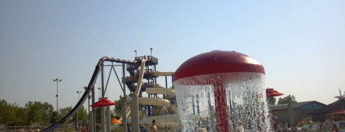 Wild Water West Waterpark is one of Sioux Falls' Top 50.